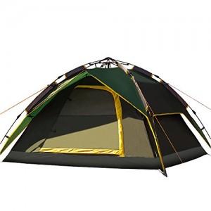 tenda da montagna